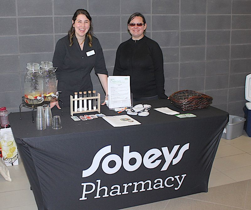 Our friends from Sobeys Pharmacy.